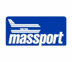 Massachusetts Port Authority customer logo
