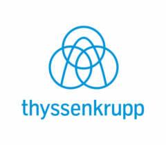 ThyssenKrupp AG customer logo