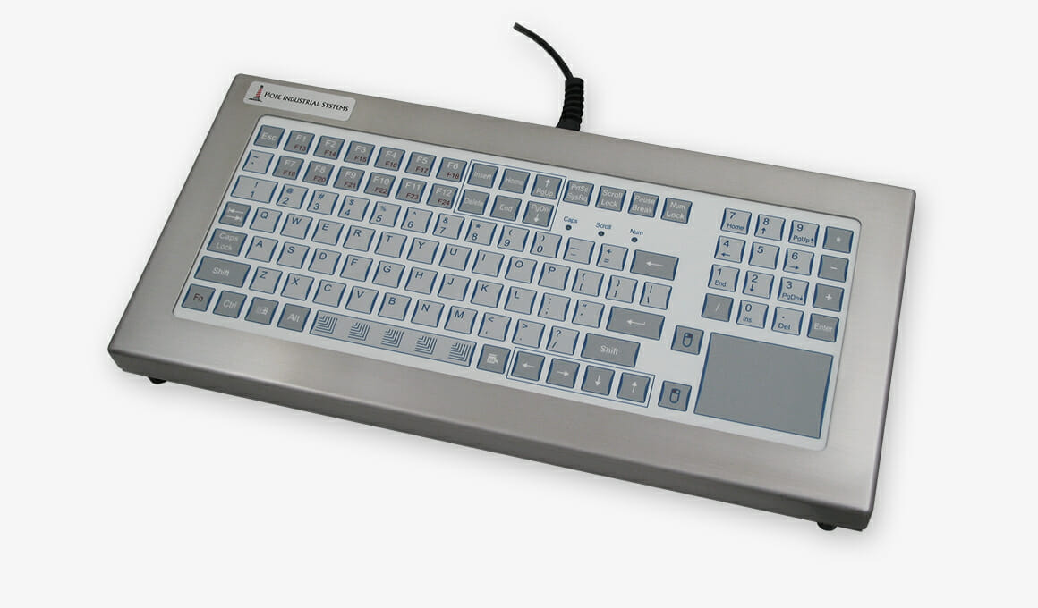 Product - Keyboards - Benchtop