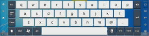 Chessware's Touch-It Virtual Keyboard