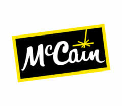 McCain Foods customer logo