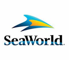 Seaworld company logo