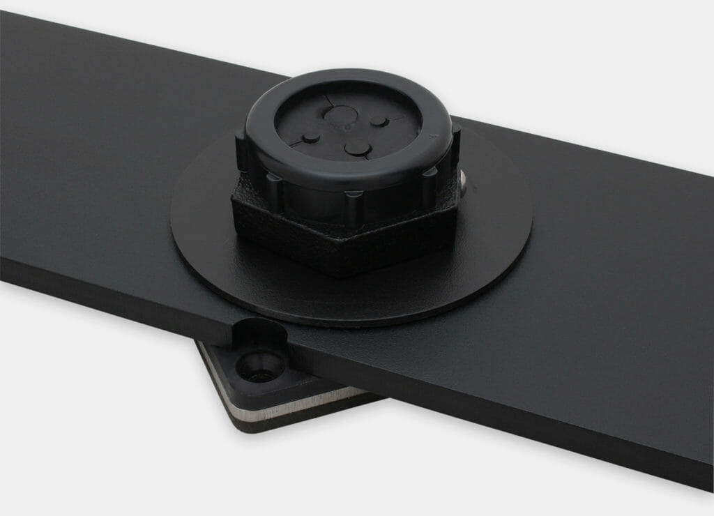 IP20/IP54 Yoke Benchtop Kit for Universal Mount Monitors