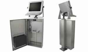 Commercial / Industrial PC Enclosures