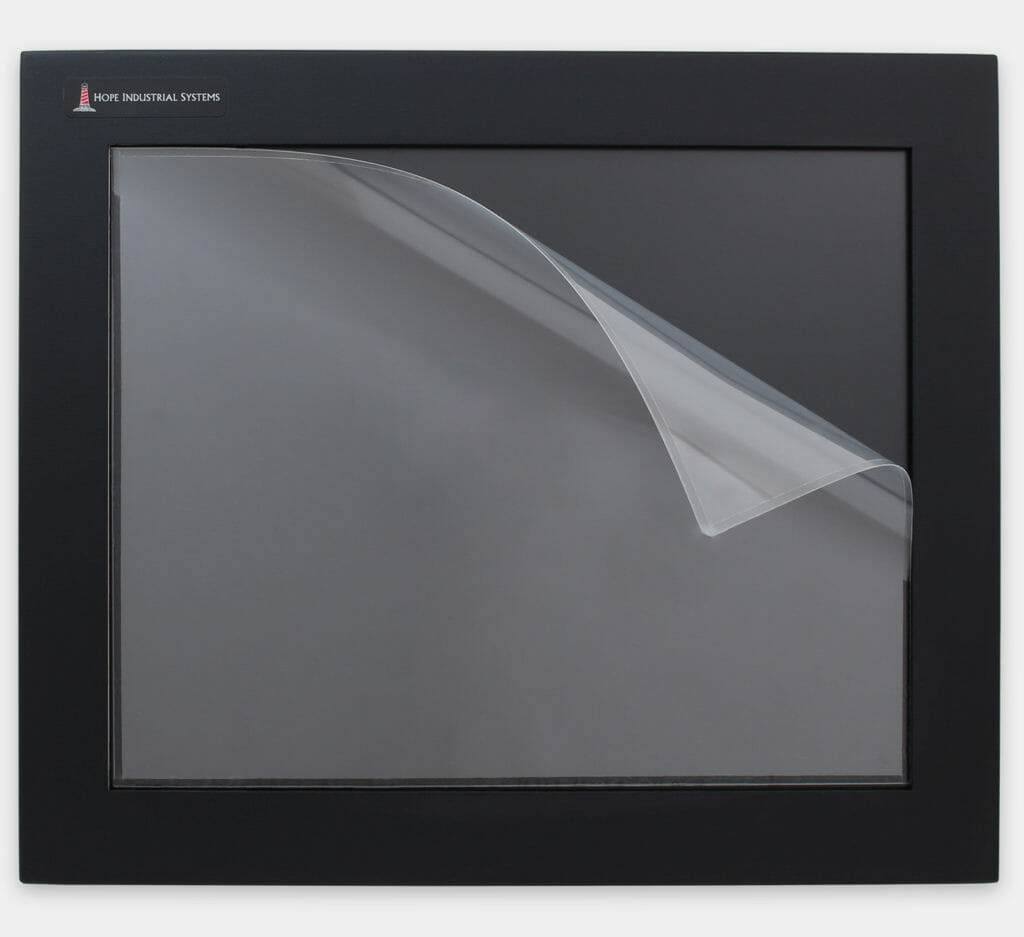 Industrial Screen Protectors for Rugged Monitors and Touch Screens